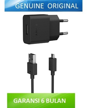 harga Charger sony uch20 1.5a with micro usb cable original Tokopedia.com