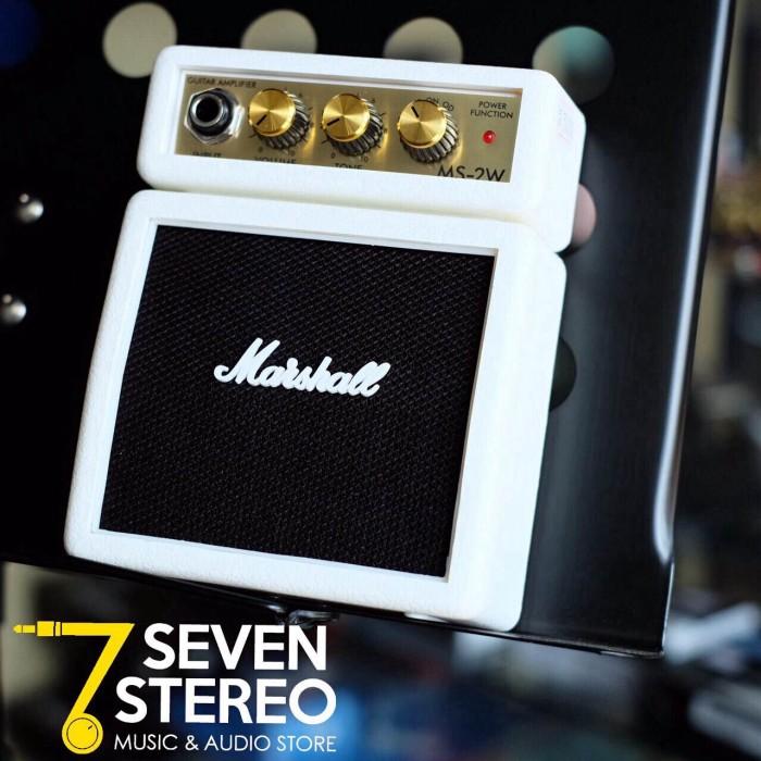 harga Ampli Gitar Marshall Mini Ms2 Original Tokopedia.com