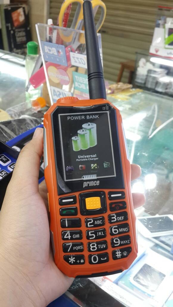 harga Pc 10 hp powerbank bs walkie talkie jadi ht model outdoor Tokopedia.com