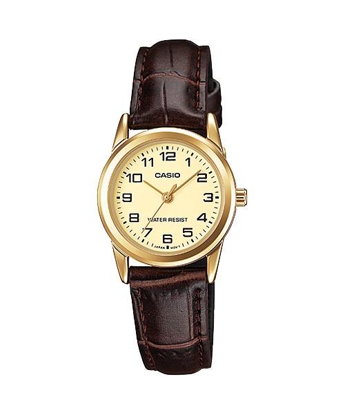 harga Jam tangan casio original wanita ltp-v001gl-9b Tokopedia.com