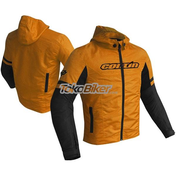 harga Jaket contin suave orange   jaket touring contin Tokopedia.com