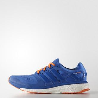 Sepatu Lari Running Adidas Energy Boost 2 ESM Biru Original Asli Murah 1271be63a