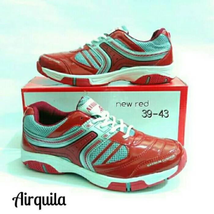 Sepatu Badminton AIRQUILA red · Sepatu Badminton AIRQUILA red .