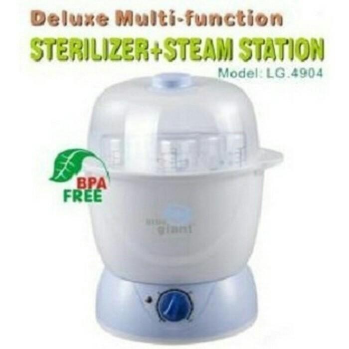 harga Little giant lg 4904 - mesin steril botol susu bayi isi 6 botol. Tokopedia.com
