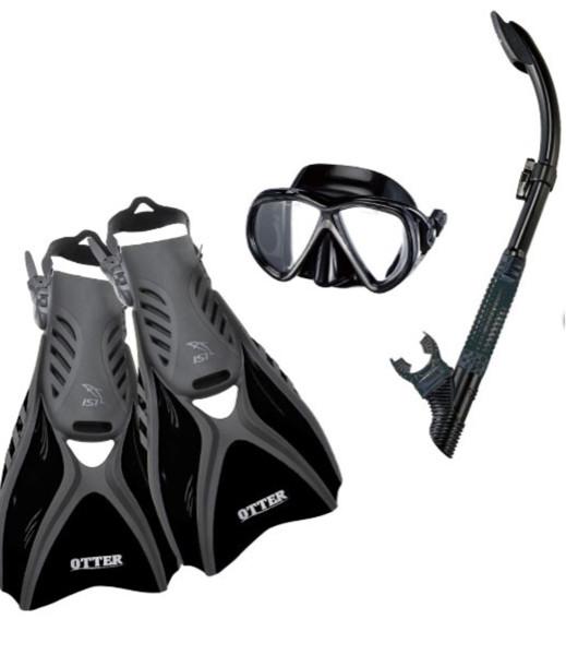 harga Alat selam/snorkling paket fin kacamata snorkel tas jaring Tokopedia.com