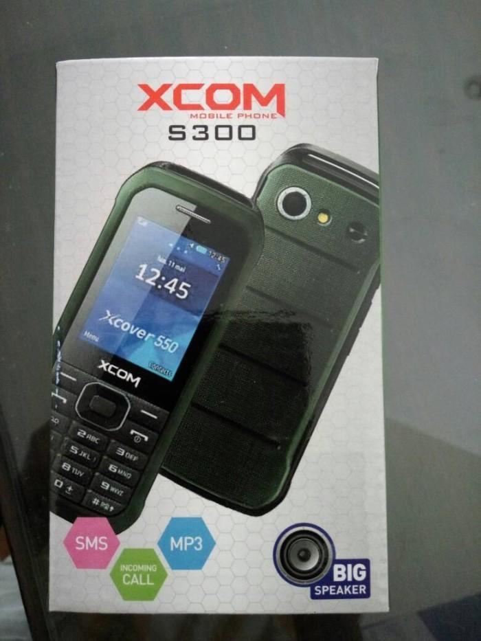 harga Hp outdoor unik xcom s300 tahan percikan air Tokopedia.com
