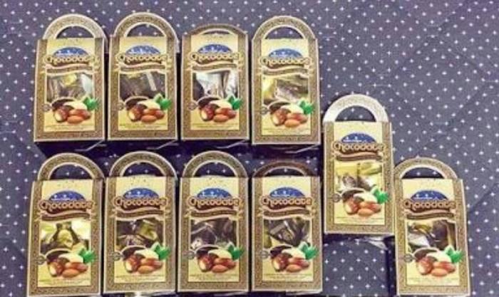 harga Chocodate arabian delights choco-date with almond coklat kurma kacang Tokopedia .