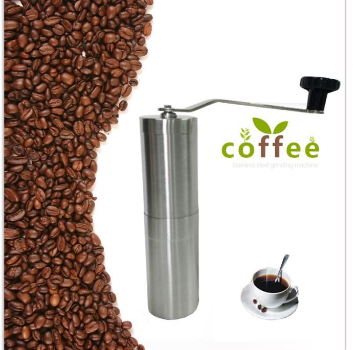 harga Portable coffee grinder manual/ penggiling biji kopi Tokopedia.com