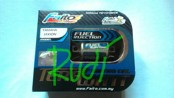 Foto Produk Koil FTI Injeksi Faito Racing Yamaha Vixion Terra Watt dari rudinatan