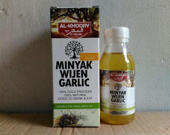 harga Minyak wijen garlic al khodry Tokopedia.com