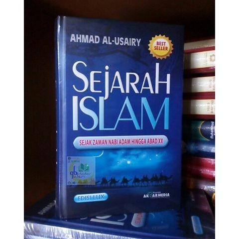 harga Sejarah islam dari nabi adam hingga abad xx Tokopedia.com