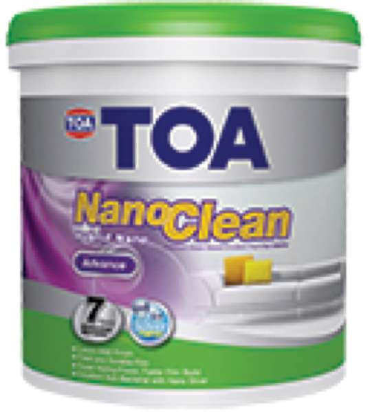 harga Cat tembok toa nanoclean advance 2.5l -tinting- Tokopedia.com