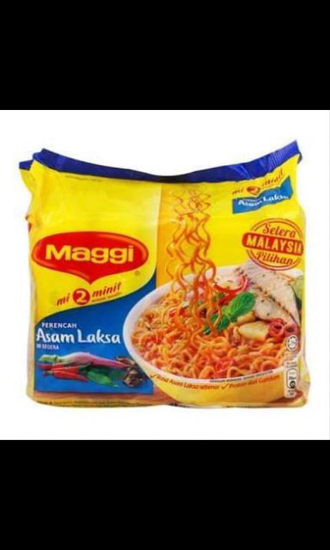 harga Mie maggi rasa asam laksa maggi noodles Tokopedia.com