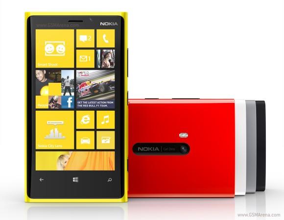 Nokia Lumia 920 (new) / Termurah & Terlengkap