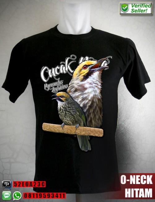 harga Kaos Burung Cucak Rawa Duo Tokopedia.com