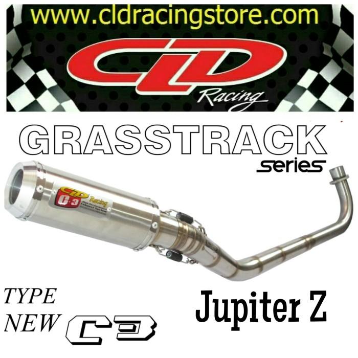 harga Knalpot jupiter z grasstrack new c3 Tokopedia.com