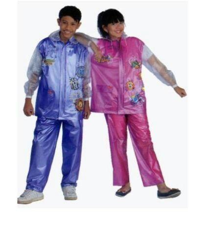 Jas hujan anak anak remaja olympic