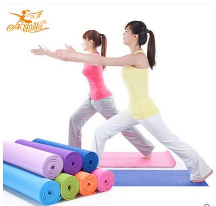 harga Yoga Mat / Matras Yoga 173 X 61 X 6 Alas / Karpet Tokopedia.com