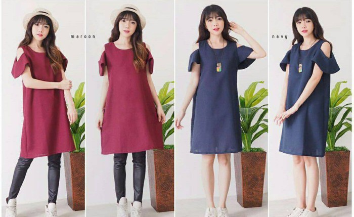 Foto Produk Grosir Dress Line Code viv dari LaPelosa Shop