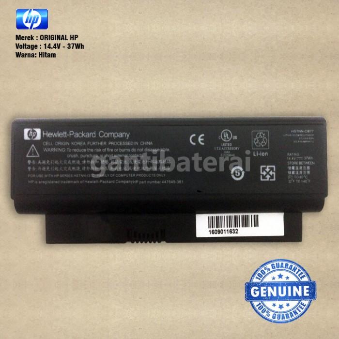 Original Baterai HP Compaq 2230s CQ20 CQ20-100 CQ20-200 CQ20-300