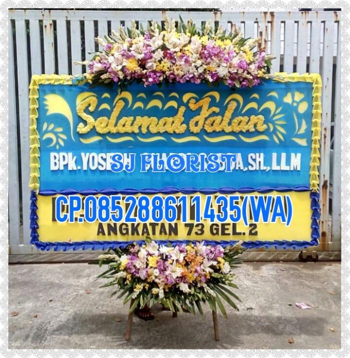 Jual Bunga Papan Ucapan Selamat Jalan Ucapan Duka Cita Jakarta Pusat Popo Shop Online Tokopedia