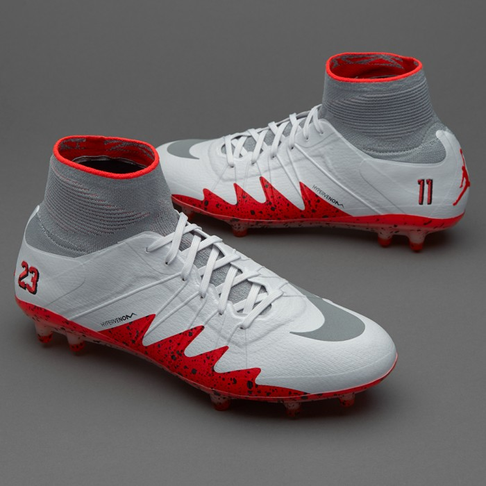 vende revisa zapatos exclusivos Jual Sepatu Bola Nike Hypervenom Phantom II Neymar Jr FG White ...
