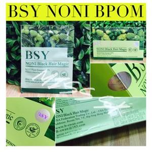 ... harga [ box ] sasetan bsy noni black hair magic shampoo sasetan Tokopedia.com