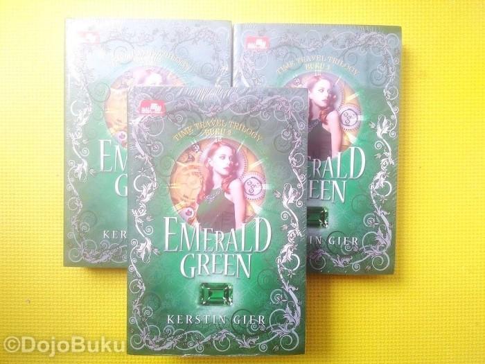 harga Emerald green (  kerstin gier) Tokopedia.com