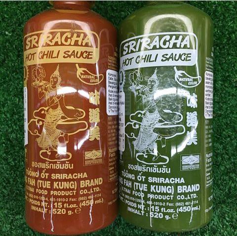 Sriracha Hot Chilli Sauce