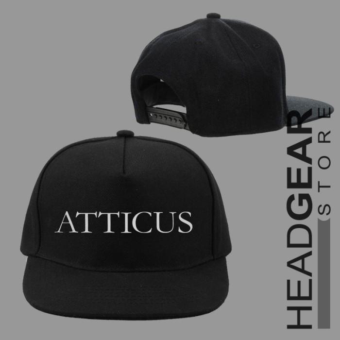 9a68f3c15e4 Jual Topi Snapback Atticus  HIGH QUALITY  - HEADGEAR STORE