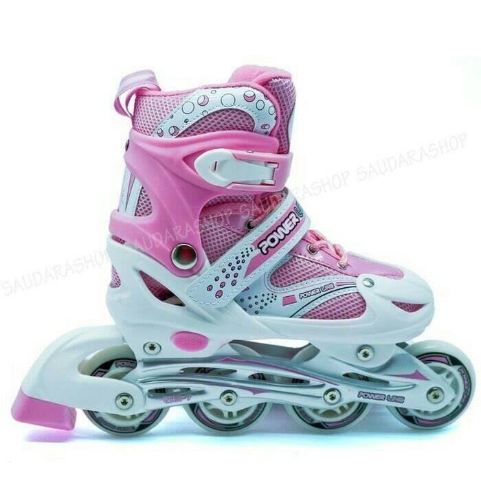 harga Sepatu roda - inline skate power superb Tokopedia.com