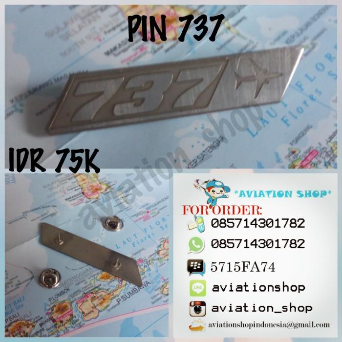harga Pin 737 Tokopedia.com