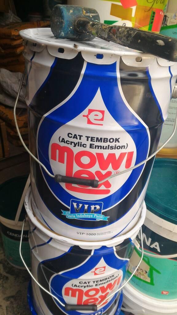 harga Cat tembok mowilex vip (20 l) Tokopedia.com
