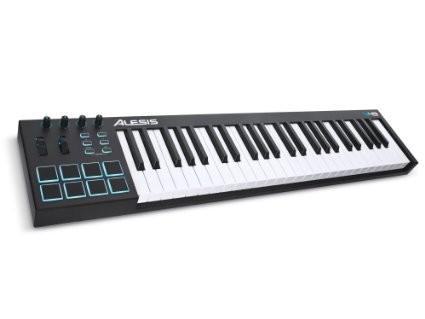 harga Alesis v49 - 49 key usb midi keyboard & drum pad controller Tokopedia.com