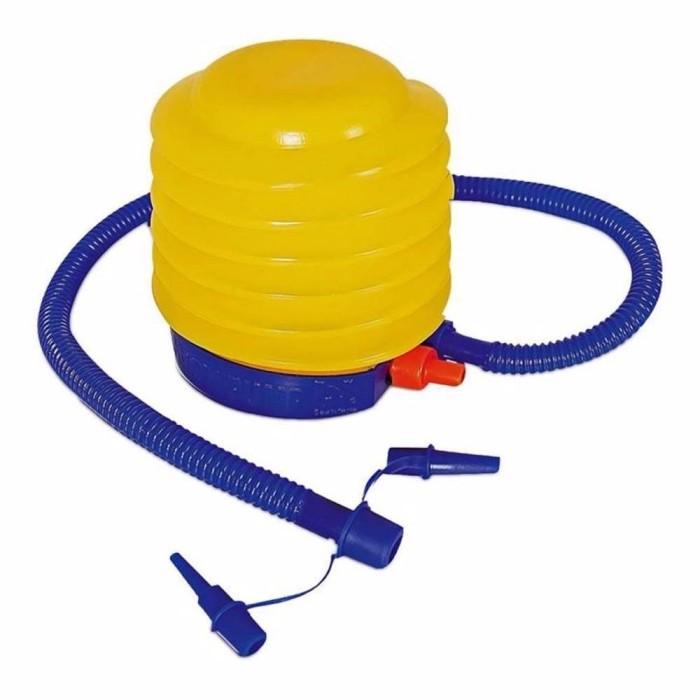 harga Pompa kaki balon mainan kolam anak jaket ban renang kasur angin bangku Tokopedia.com