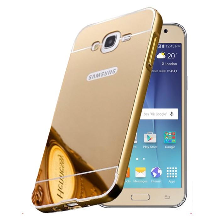 Mirror case Samsung Galaxy V G313/ Bumper mirror case Samsung Galaxy V