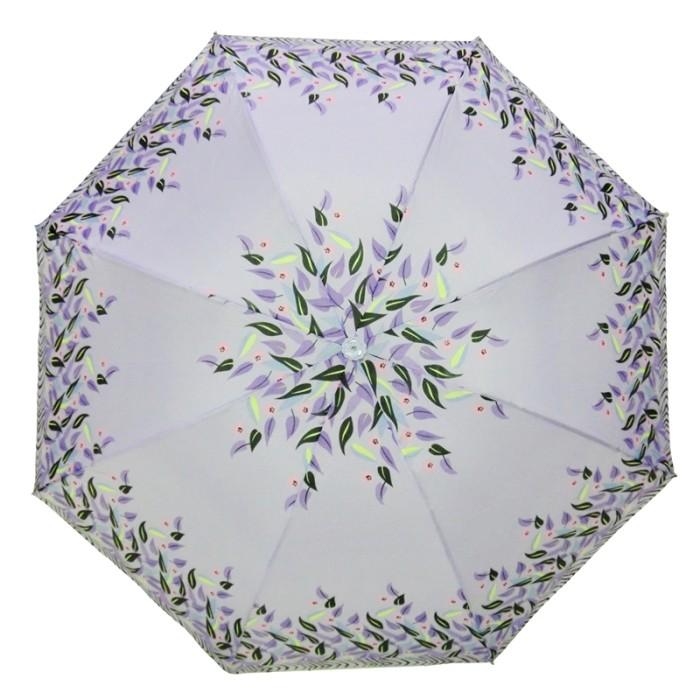 Payung lipat 3 3909 - ungu tua