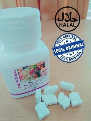 Jual Vitamin Nafsu Makan Anak Zinc Tablet Anak Pusat Jelly Gamat