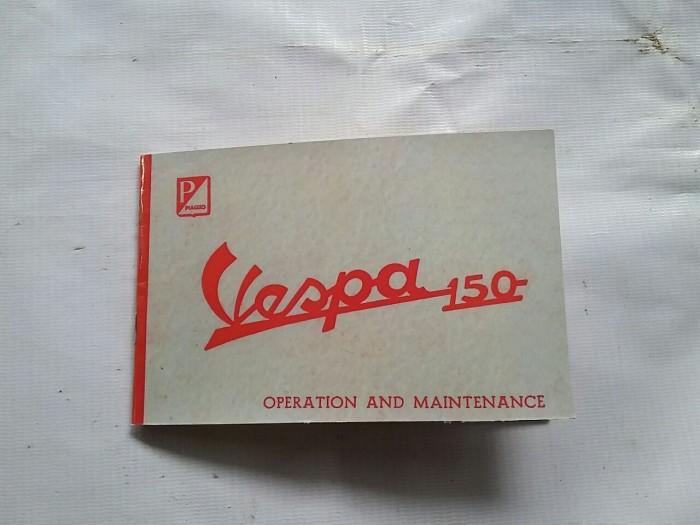 harga Manual book - vespa vbb Tokopedia.com