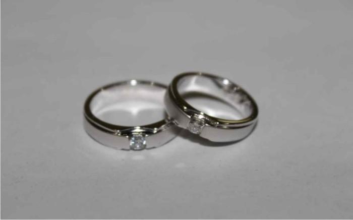 1000 Gambar Cincin Pernikahan Emas Putih Terbaru Infobaru