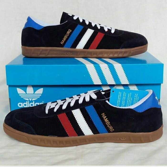 Jual Sepatu Adidas Hamburg France - Coba Gaya  a6a655a570