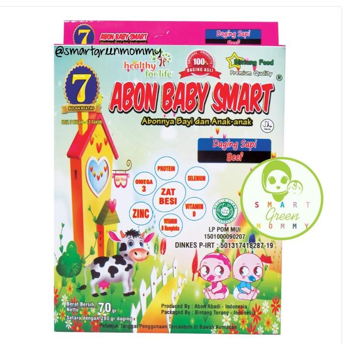 harga Abon baby smart sapi Tokopedia.com