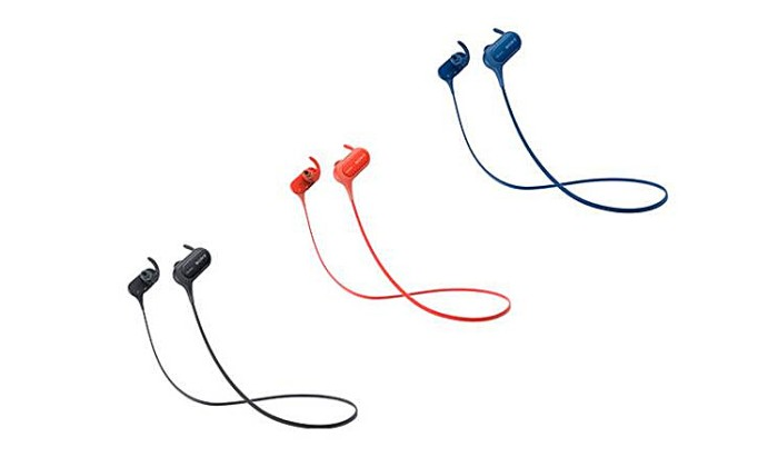 harga Sony headphone sport in ear extra bass bluetooth with mic xb50bs ori Tokopedia.com