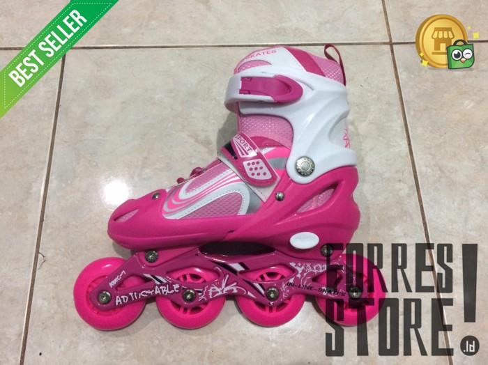 Jual Sepatu Roda Inline Skate Power Line - Forres Store  7d0f1522de