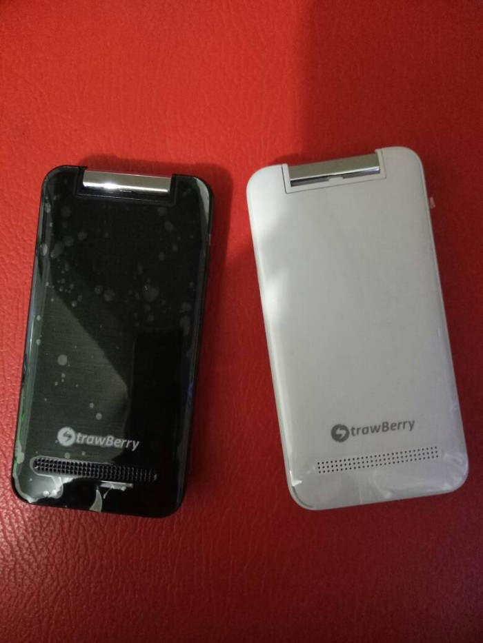 harga Hp / handphone strawberry alpha [flip / gsm-gsm] Tokopedia.com