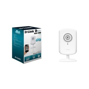 Foto Produk D-LINK DCS-930L - Wireless N Network Camera, IP Camera CCTV dari PASSONLINESHOP