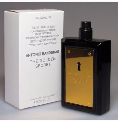 Jual Original Parfum Antonio Banderas The Golden Secret Edt 100ml