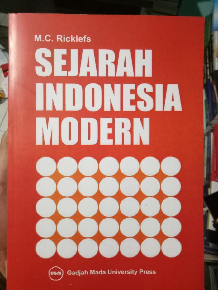 harga Sejarah indonesia modern-mc ricklefs Tokopedia.com
