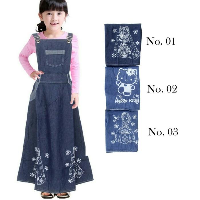 Jual Overall Anak Baju Kodok Anak Gamis Anak Jeans Anak 1531