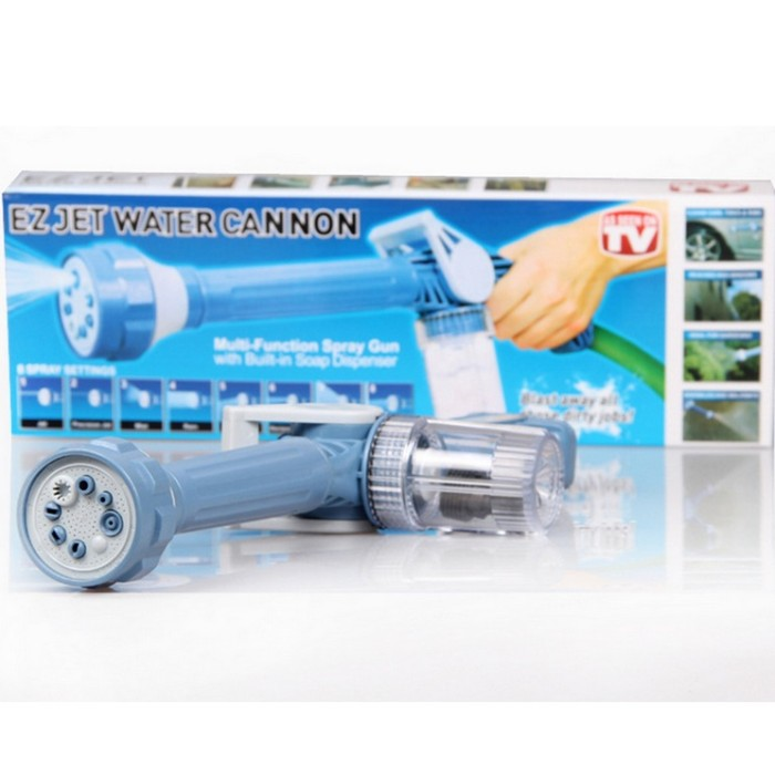 Spray Semprotan Air 8 jenis model, Ez Jet Water Cannon 8 In .
